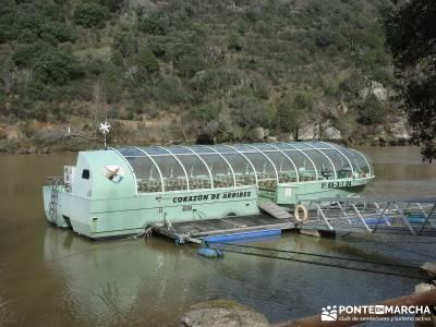 Parque Natural Arribes de Duero;viajes diciembre senderismo madrid viajes puente del pilar